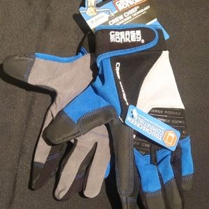 Big Time Products Grease Monkey Pro Gloves NWT